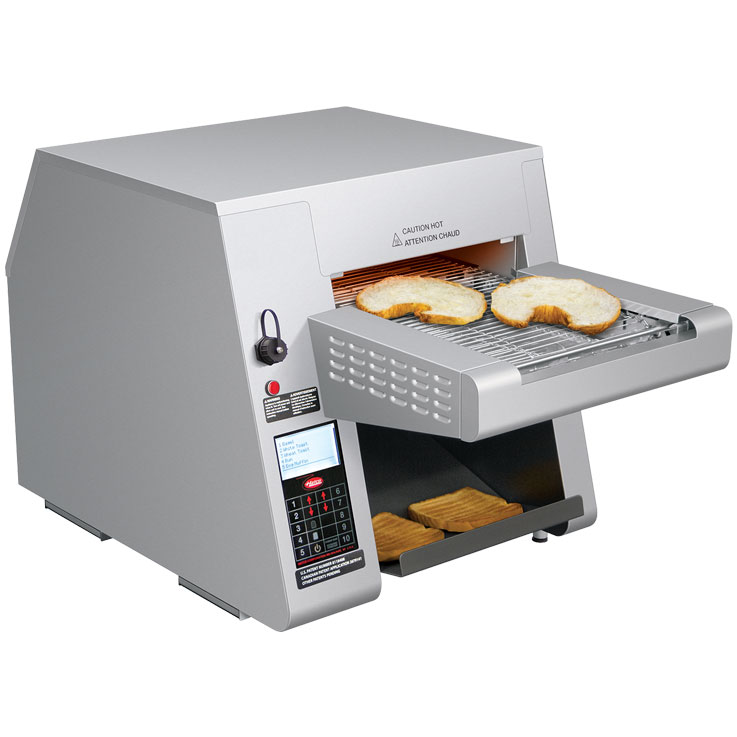 Hatco ITQ-1000-1C Intelligent Toast-Qwik Conveyor Toaster