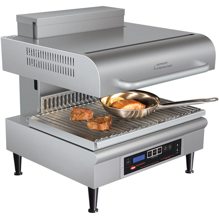 Light Cooking   Contact Grills   Infrared Light Cooking