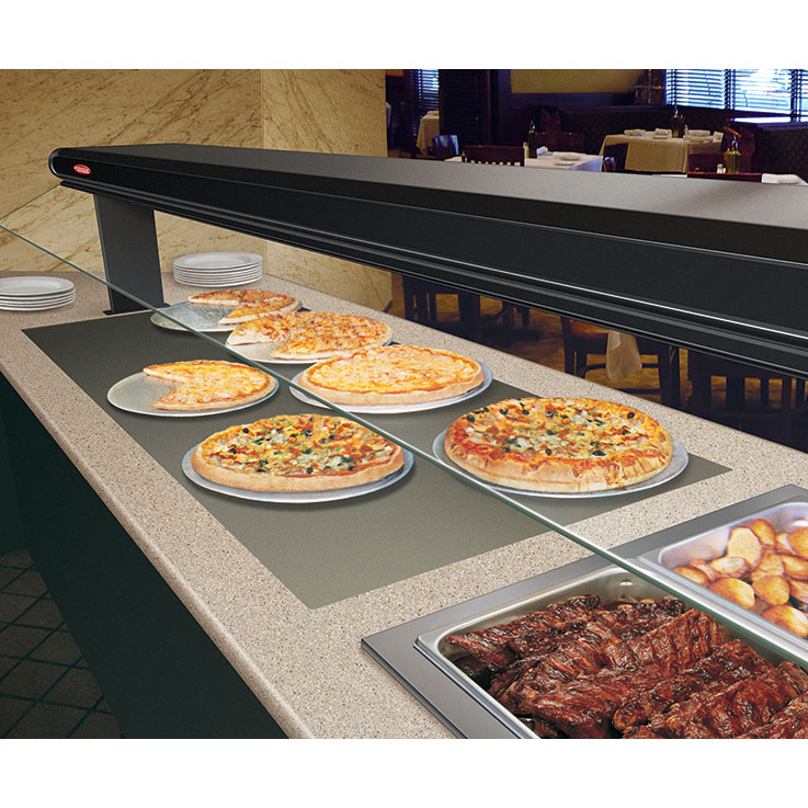 Built-In Food Warmers | Glo-Ray Aluminum Heated Shelf