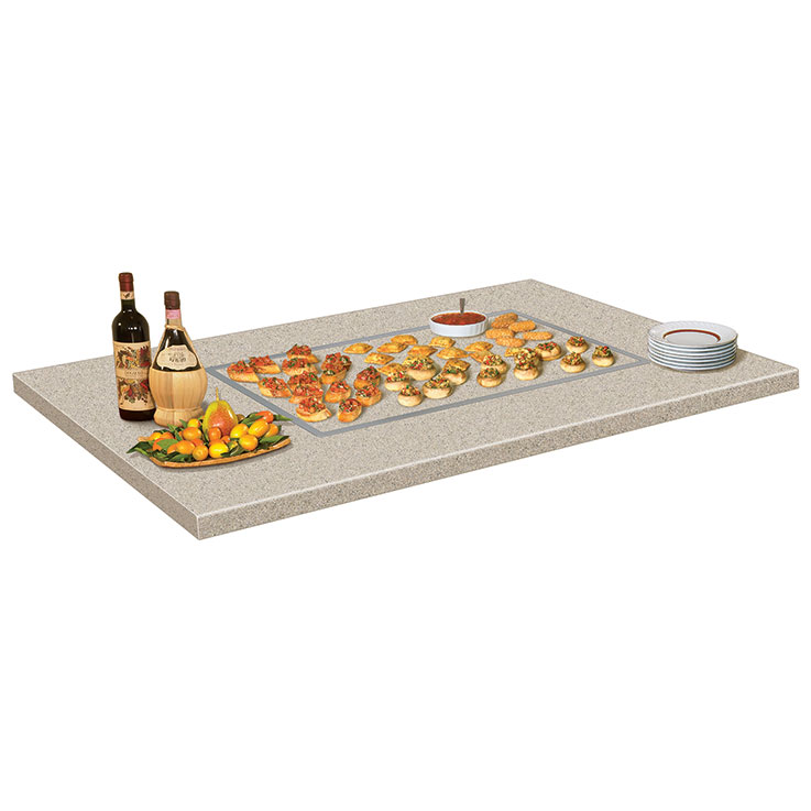 GRSSB Heated Stone Shelves | Hatco Glo-Ray