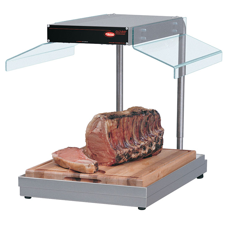 Hatco GRCSCL/GRCSCLH Glo-Ray Meat Carving Station