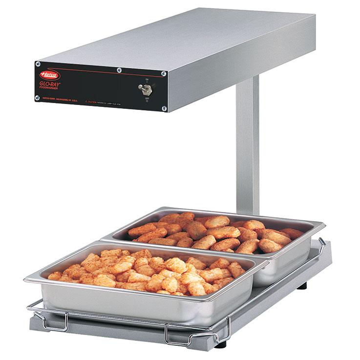 GRFFBL Glo-Ray Portable Foodwarmer | Hatco Corporation