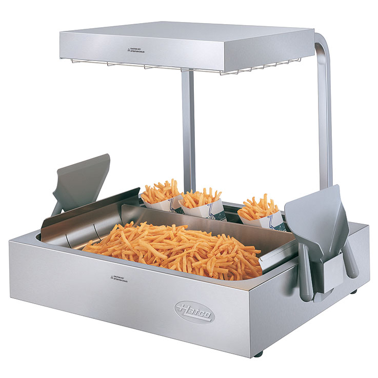Hatco GRFHS-PT Glo-Ray Portable Fry Holding Station