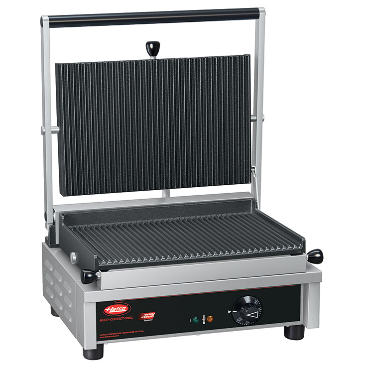 MCG Multi Contact Grill | Light Cooking Grills