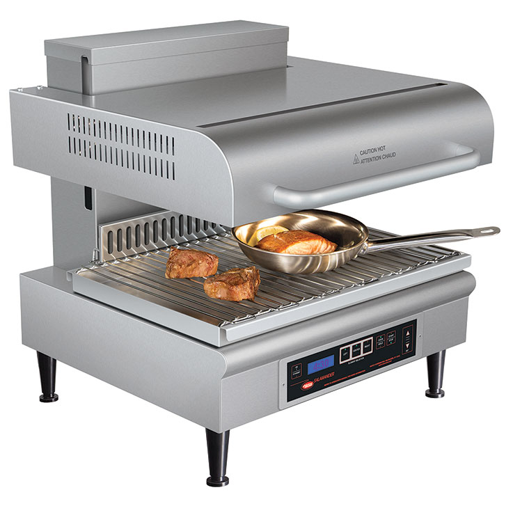 Salamander Grills | Electric Warmers | Cook, Reheat, Serve