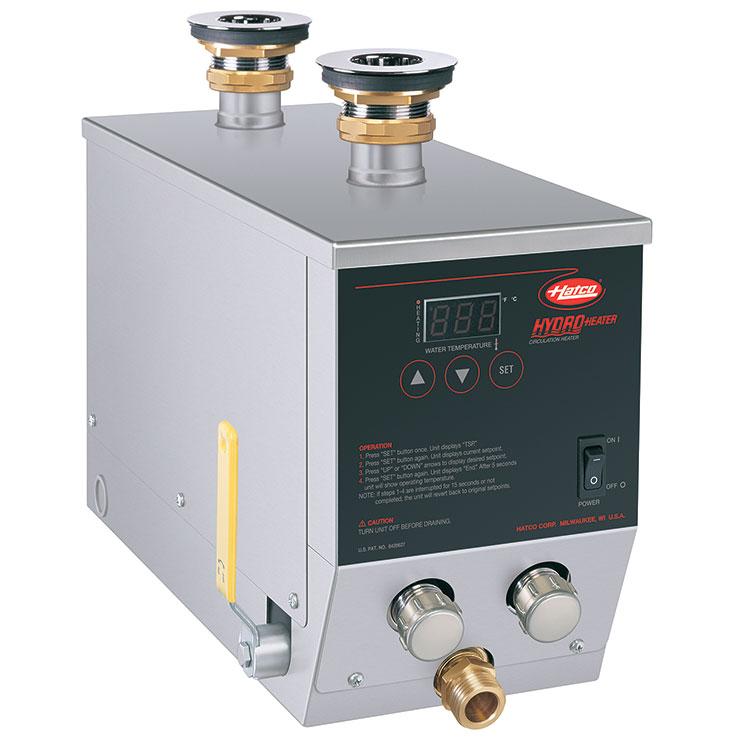 Food Rethermalizer/Bain-Marie Heater | FR2 Bain-Marie Rethermalizer