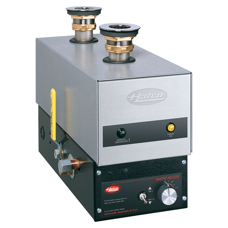 FR Bain-Marie Rethermalizer | Hot Water Heaters