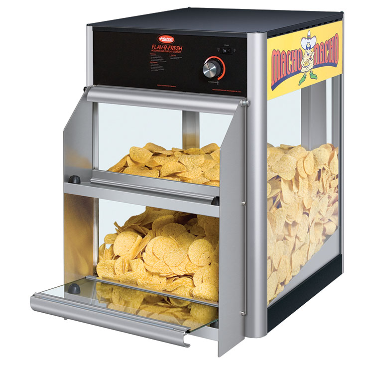 Hatco FDWD-1-MN Macho Nacho Chip Warmer