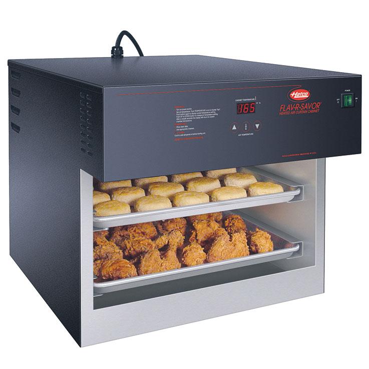 Hatco FSHAC-2 Flav-R-Savor Heated Air Curtain Cabinet
