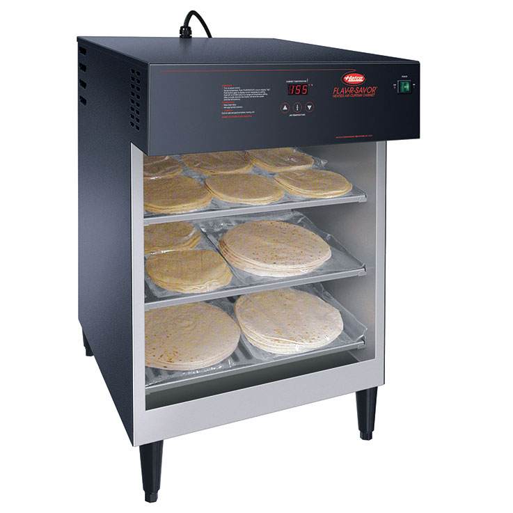Hatco FSHAC-3 Flav-R-Savor Heated Air Curtain Cabinet