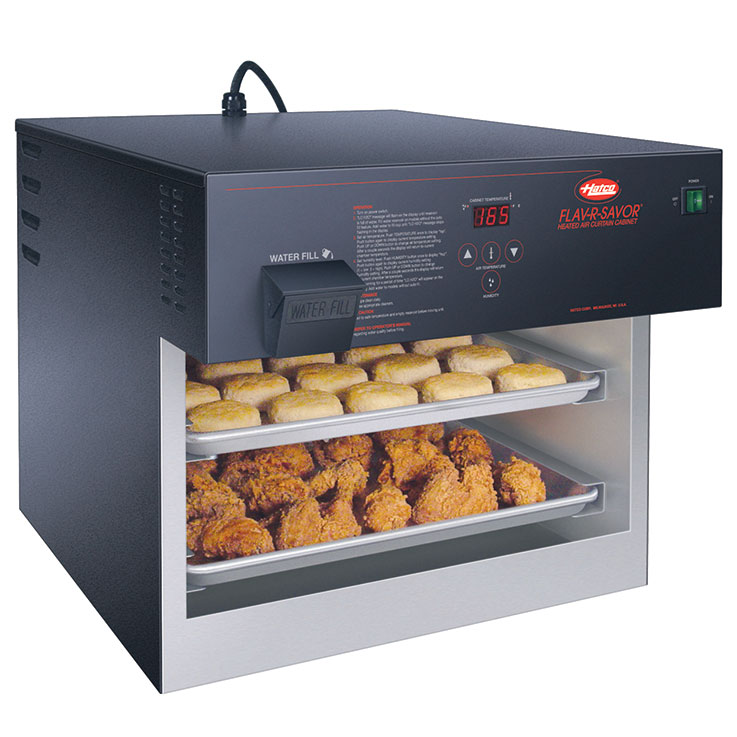 Hatco FSHACH-2 Flav-R-Savor Heated Air Curtain Cabinet