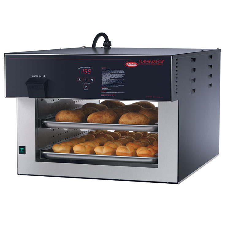 Hatco FSHACH-2PT Flav-R-Savor Heated Air Curtain Cabinet
