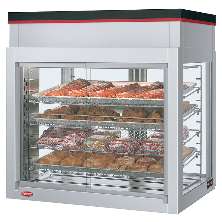 Hatco WFST Flav-R-Savor Humidified Food Display Cabinet