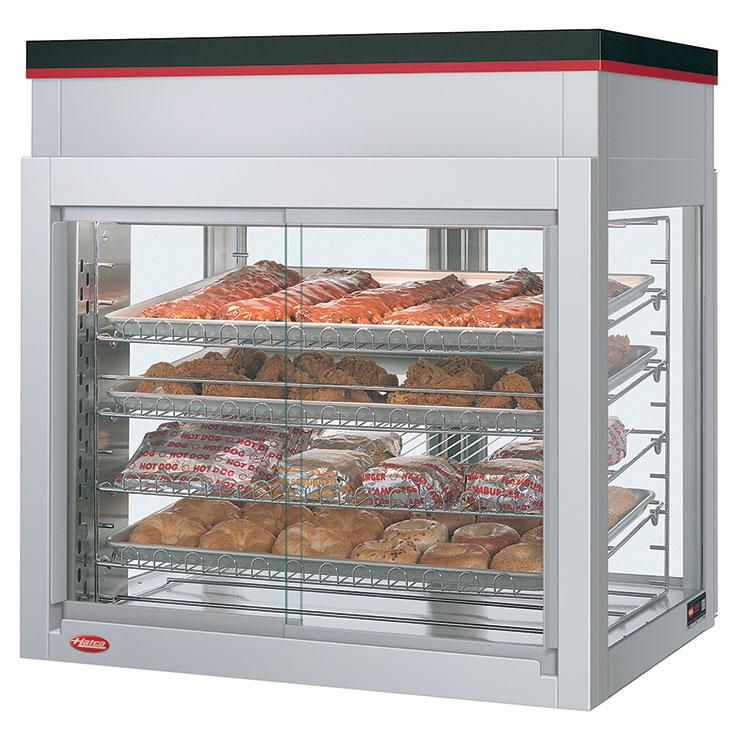 Hatco WFST Flav-R-Savor Humidified Food Display Cabinet