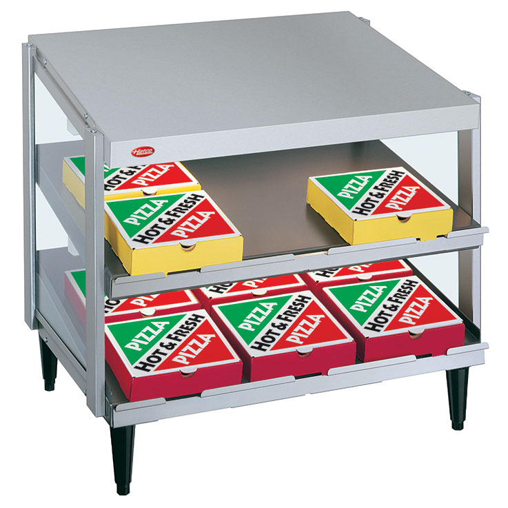 Pizza Warmer Display Cases | GRPWS Glo-Ray Pizza Warmer