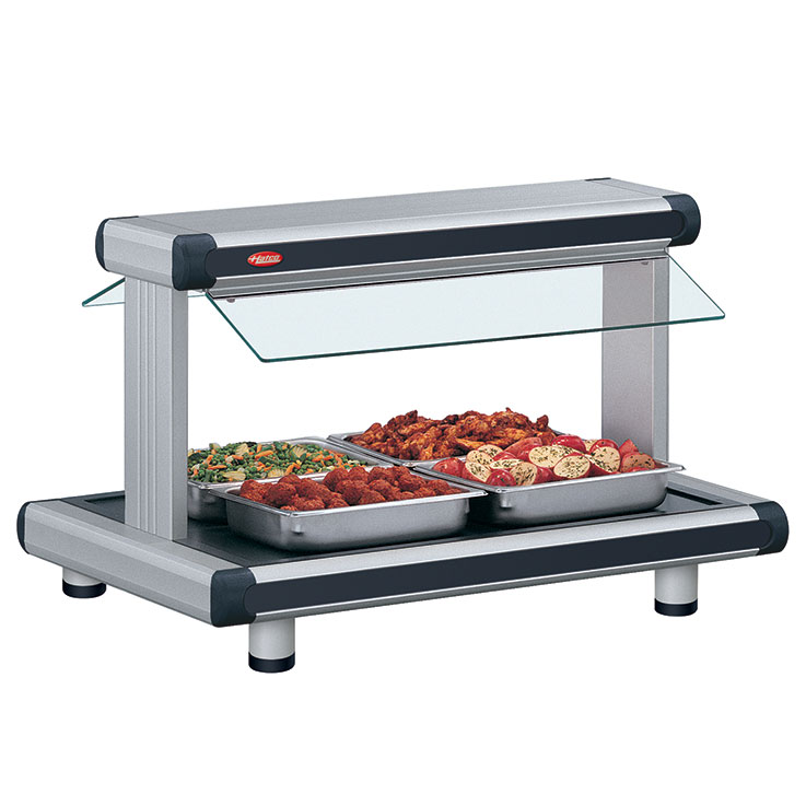 Portable Buffet Foodwarmers | GR2BW Glo-Ray Designer Buffet Warmer