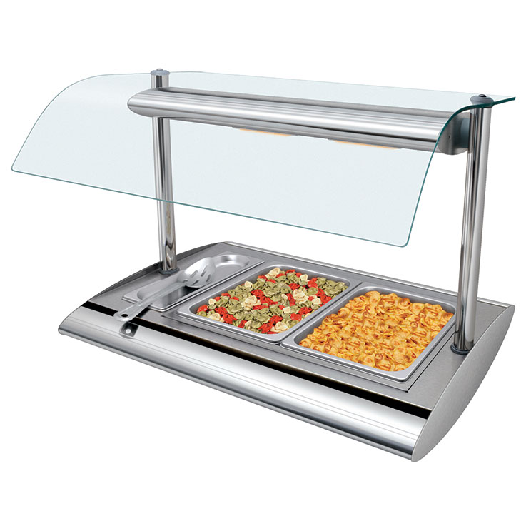SRBW Serv-Rite Buffet Warmer | Portable Buffet Foodwarmers