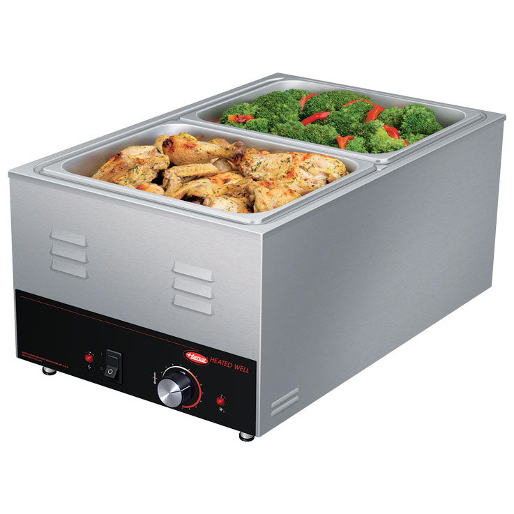 Hatco Countertop Food Warmer | CHW Wet/Dry Operation Model