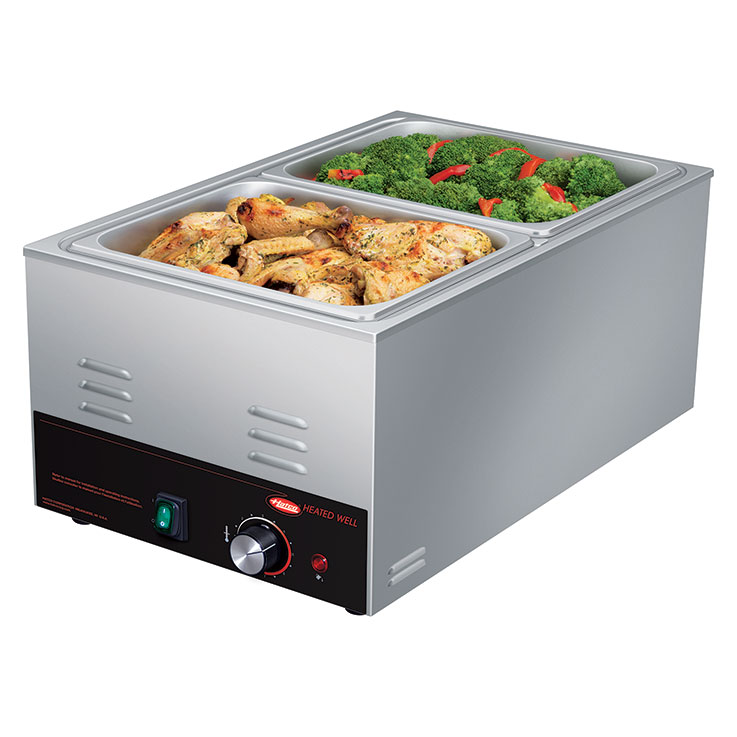 CHW Countertop Heated Foodwarming Well