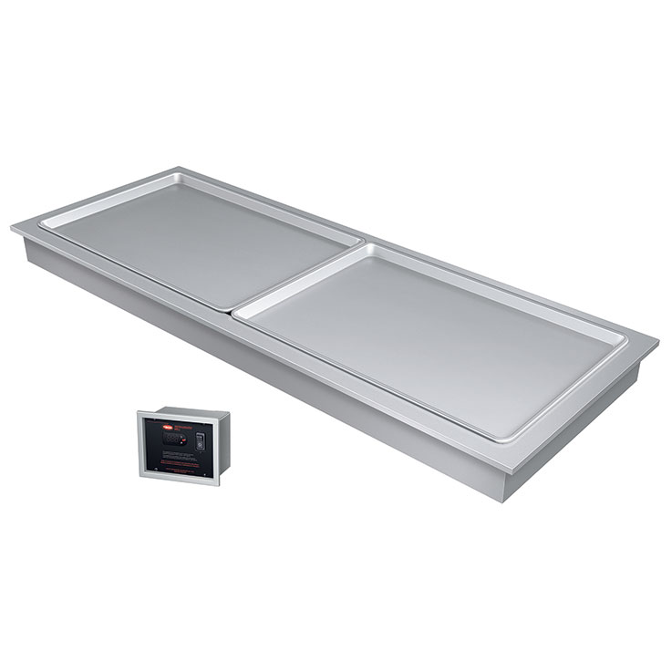 Remote Drop-In Slim Frost Top | Cold Food Display Shelf