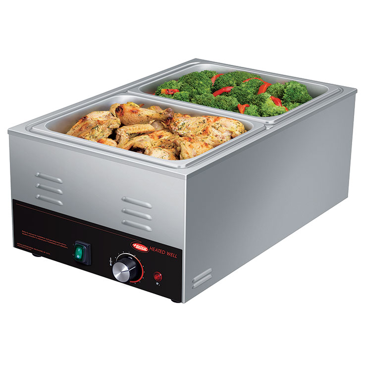 HW Countertop Heated Food Well | Wet Or Dry Options