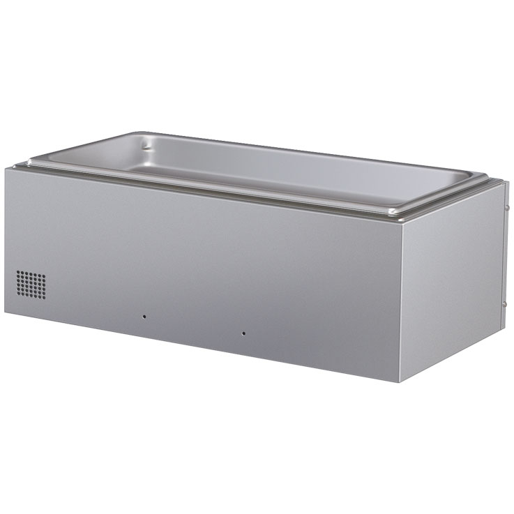 Hatco Built-In Bottom Mount Steam Well | HWBIBQ-FUL Hot Food Well