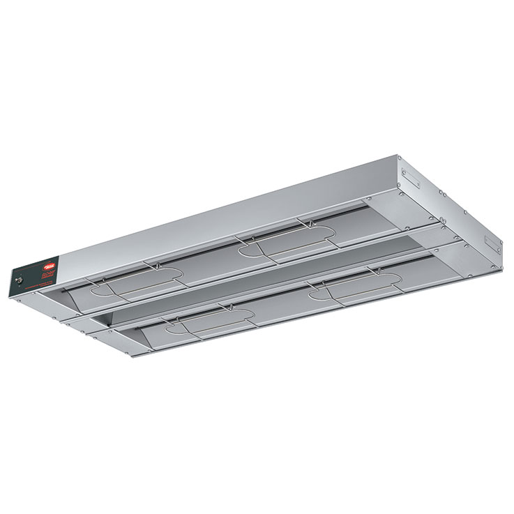 GRA-D/GRAH-D Glo-Ray Dual Aluminum Infrared Strip Heaters