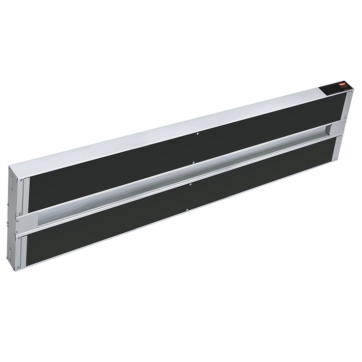 GRAIH-D Dual Infra-Black Aluminum Heater | Heat Strip