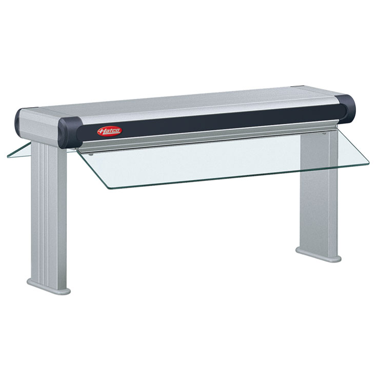 Glo-Ray Designer Aluminum Infrared Strip Heater with Lights