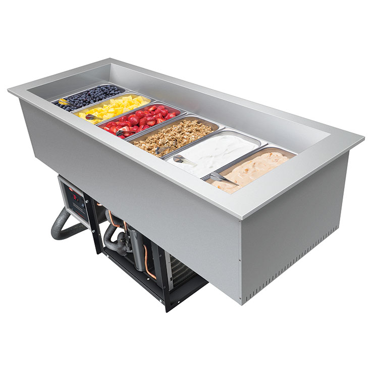 CWB-S Refrigerated Drop-In Well | Foodservice Equipment