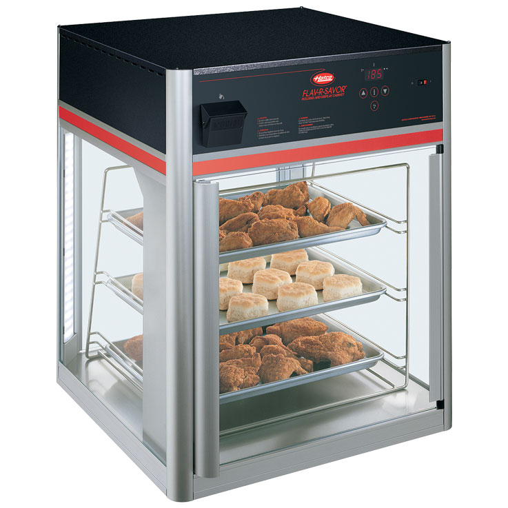 FSD Flav-R-Savor Humidified Holding Cabinet | Food Display Cabinet