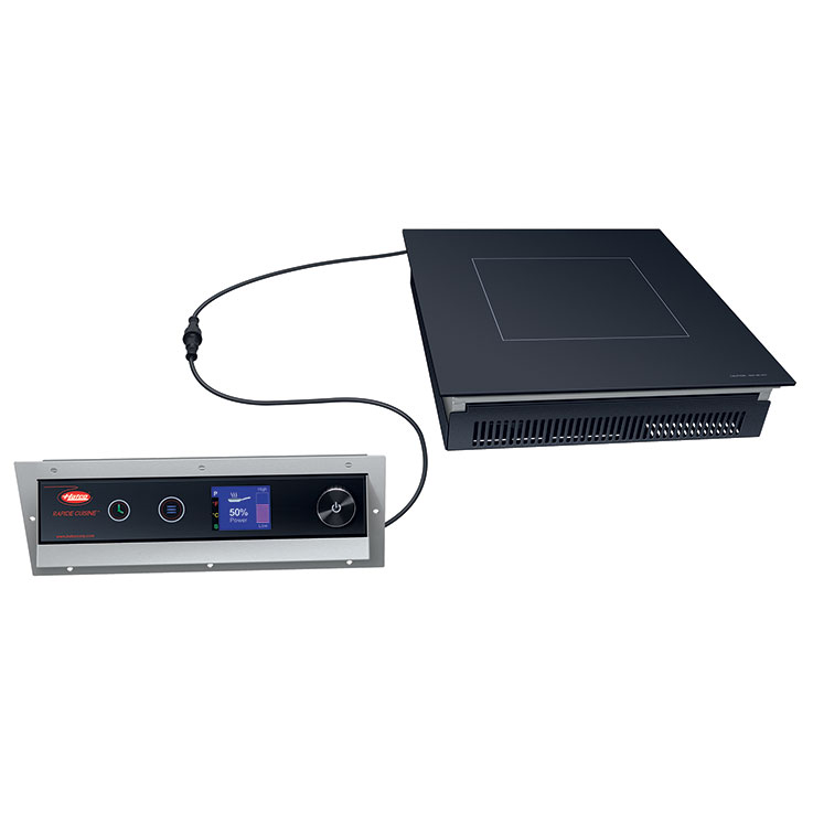 Hatco IRNG-PB1 Rapide Cuisine Built-In Induction Cooktop Range