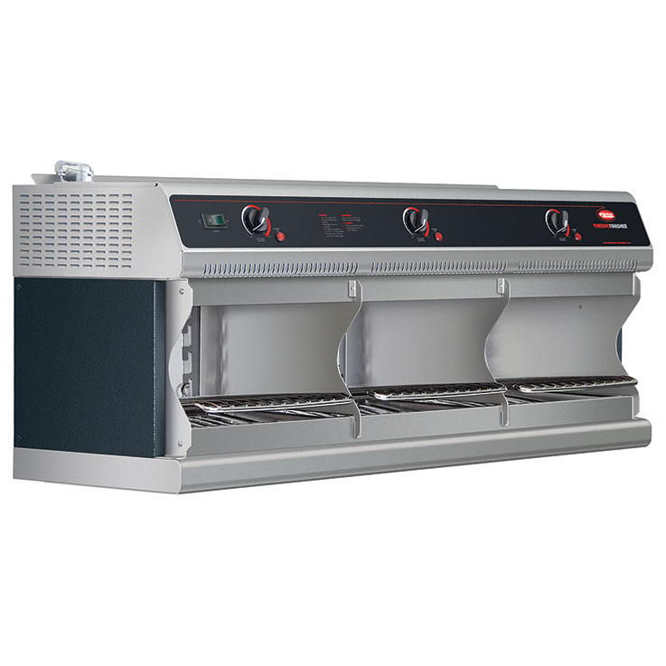 TFWM-3900 Wall Mounted Thermo-Finisher | Food Finisher