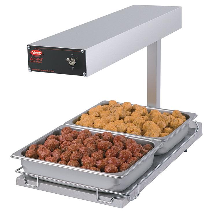 Hatco GRFFB Glo-Ray Portable Foodwarmer