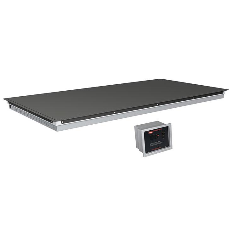 Hatco CSBFX Remote Built-In Flush Top Cold Food Display Shelf