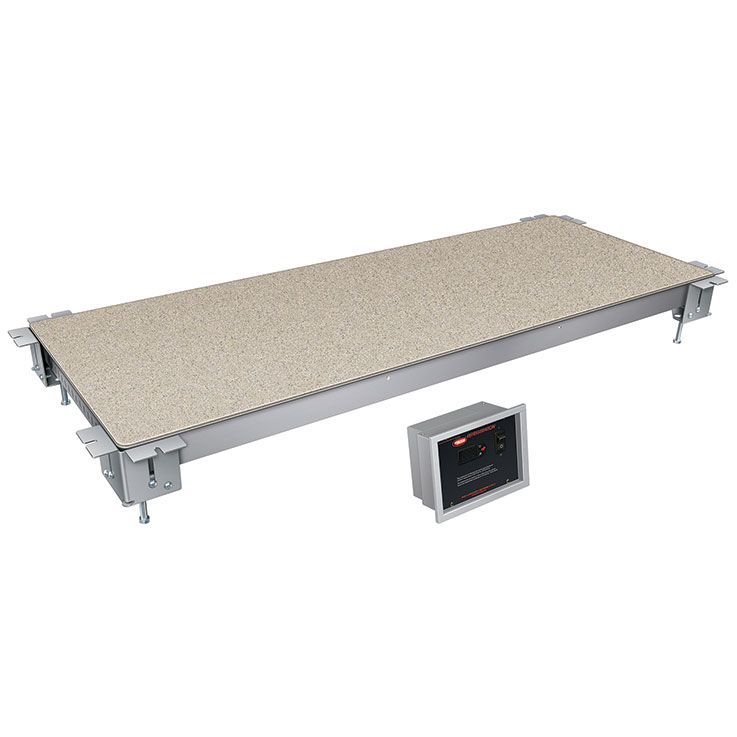 Hatco CSSBX Remote Built-In Cold Stone Shelf For Food Displays