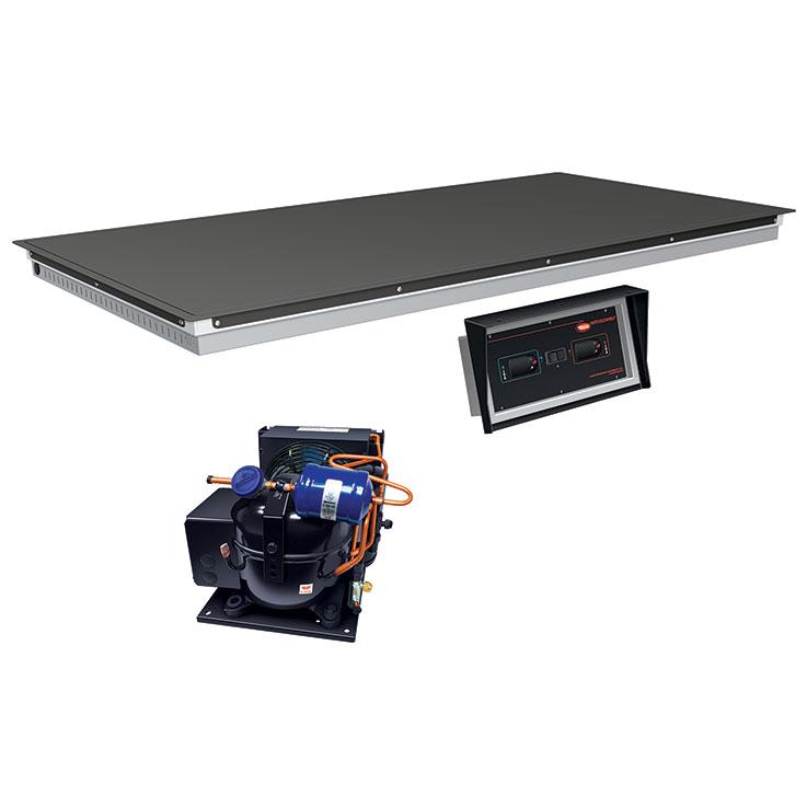 Hatco HCSBFR Built-In Remote Hot & Cold Food Shelf