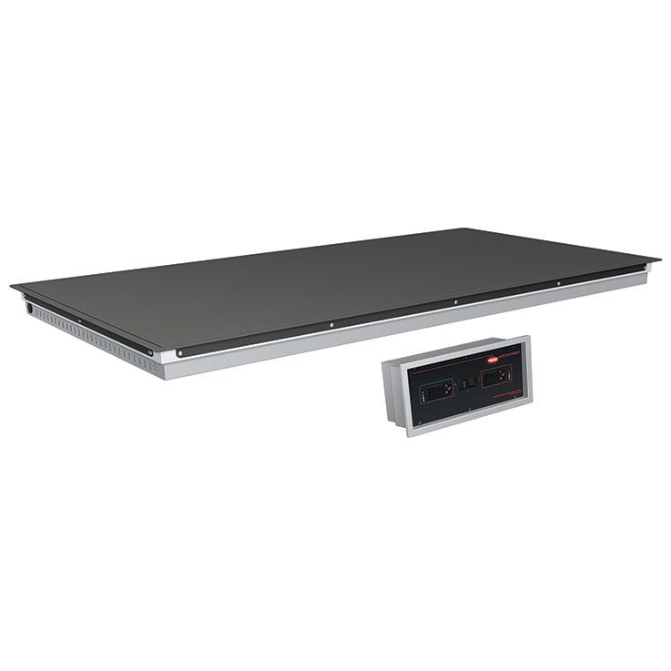 Hatco HCSBFX Remote Built-In Flush Top Hot & Cold Display Shelf