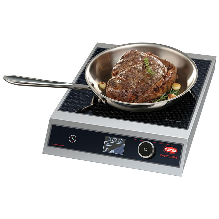 IRNG-HC1 Rapide Cuisine Heavy Duty Portable Induction Range | Hatco Induction Cooktop