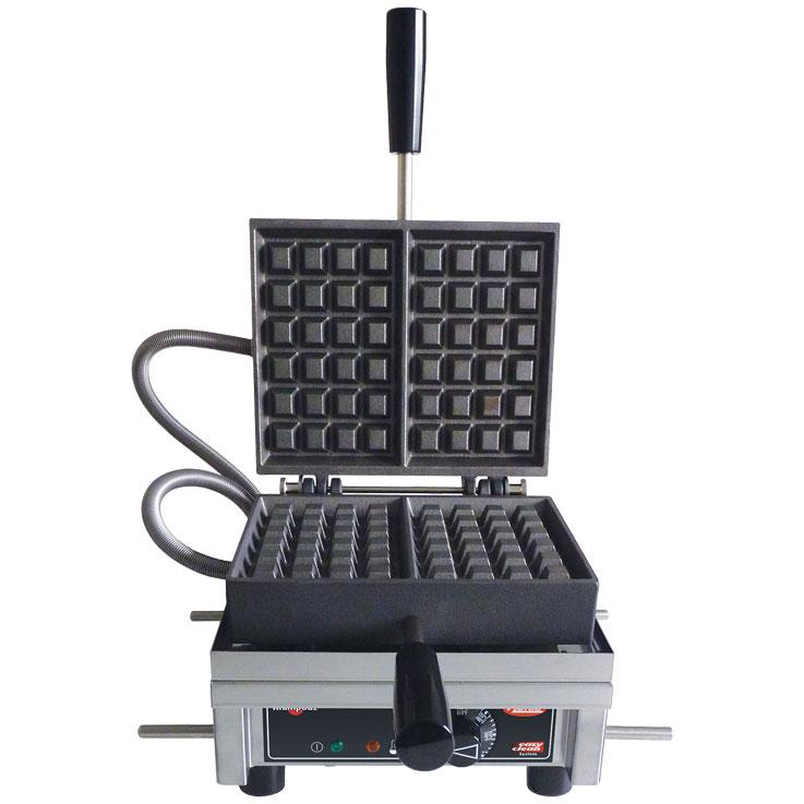 Plancha para waffles comercial KWM | Wafflera Krampouz