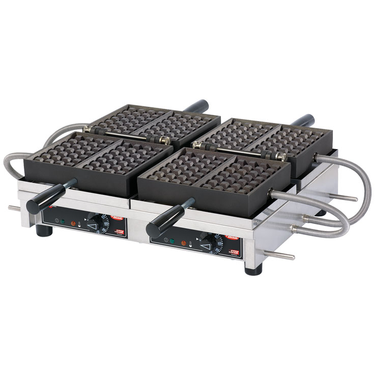 KWM18 Electric Waffle Maker | Krampouz Commercial Waffle Maker