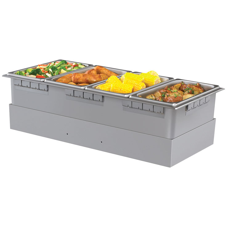 Hatco Drop In 4/3 Size Steam Well | HWB-43 Hot Food Well