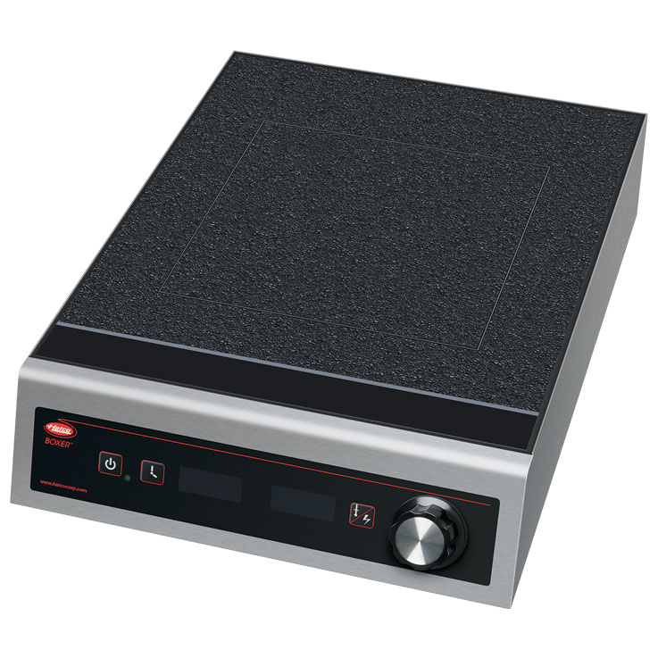 Commercial Induction Range | Countertop IRNG-BXC1 Boxer | Hatco