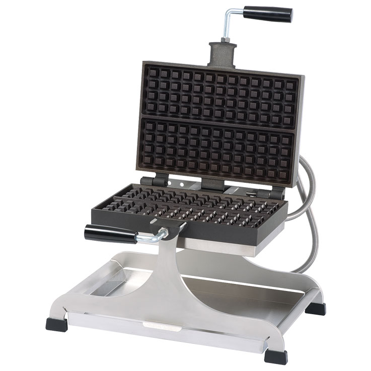 KWMSL Swivel Waffle Maker | Krampouz Rotating Waffle Maker