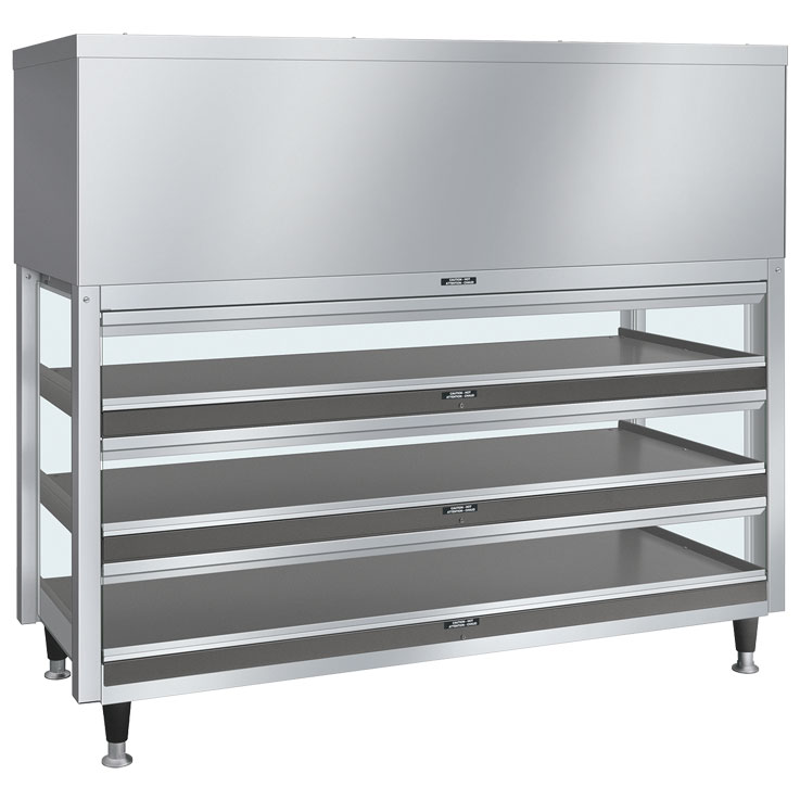 Hatco PDH Product Display Heated Shelf
