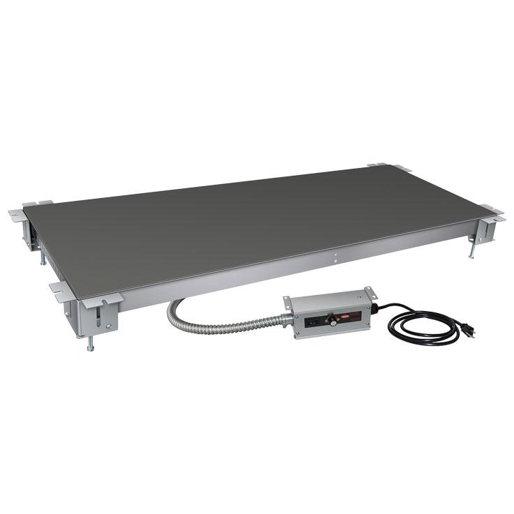 Hatco HSBF-HC Aluminum Heated Shelf | Built-In Food Warmers