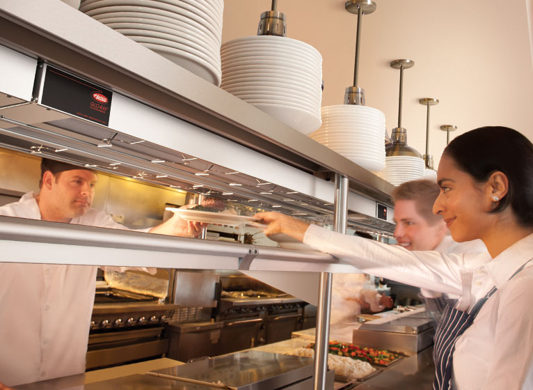 Full Service Restaurant Equipment | Heated Food Wells