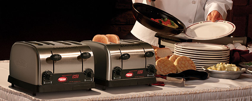 Commercial Toasters | Hatco Pop Up Toasters | Hatco