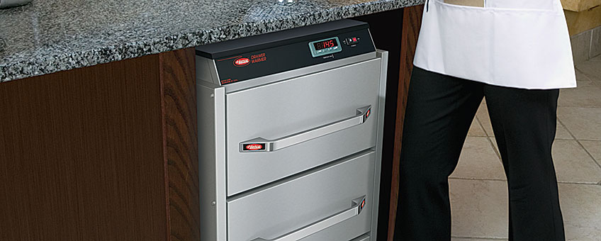 Hatco Convected Drawer Warmers | Foodservice Equipment