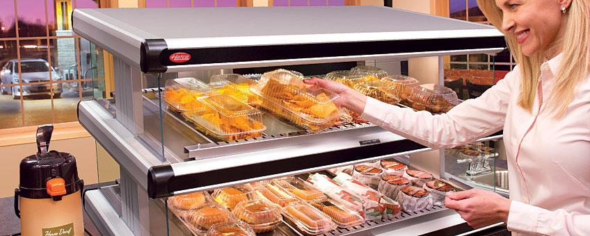 Hot Foodwarmers | Food Display Merchandisers | Proper Temperature